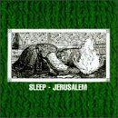 Sleep: Jerusalem (Audio CD)