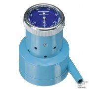 Riester 5260 spirometer, Blau Test