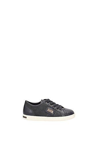 Sneakers Dolce&Gabbana Garçon Chamois Gris DD0900A379081302 Gris 29EU