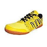 Port Z-501 Yellow Badminton Shoes for Women (Size 10 ind/uk)