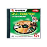 Fuji CD-R Rohlinge (80 Min, 700 MB, 52x 10er Pack, Jewel Case)
