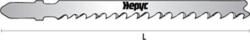 Hepyc 76020000000-Lame de scie à chantourner pour construccion Ø4,00-5,20 soient remplies mm L 75 mm (T101D HCS)