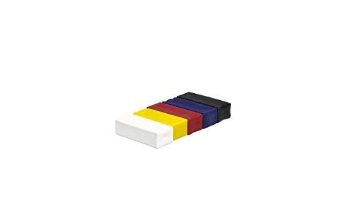 Picobello Hartwachs Nachkaufpack - Farbset bunt, G14112