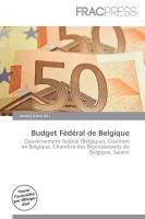 Budget F D Ral de Belgique