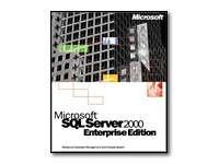 SV MS SQL 2000 Server Ent. CD +25 Cl.