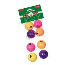 karlie-spielballe-fur-katzen-oe-40-mm-farblich-sortiert-pingpong-balle