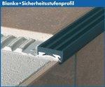 Stufenprofil hellbeige 11mm/1,5m