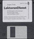 LektorenDienst, 2 Disketten (3 1/2 Zoll) Einführungen in Lesungen der Sonntage und Hochfeste A/B/C