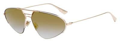 Dior Christian Sonnbrille DiorStellair 5 Rosegold Weiss