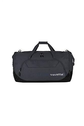 Travelite Reise- und Sporttaschen 'KICK OFF' von travelite in 3 Farben: praktisch, robust und auch zum Ziehen Reisetasche, 70 cm, 120 L, D'anthrazit