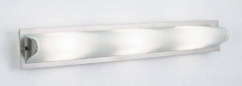 Rialto-finish (PLC Lighting 784 SN 3 Light Vanity, Rialto Collection, Satin Nickel Finish by PLC Lighting)