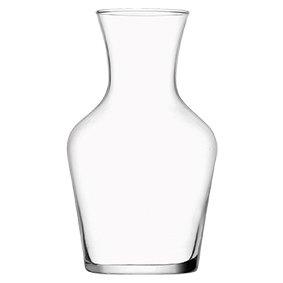 6 x Carafon/Pichet à vin 100 cl, Verrerie de la Marne