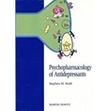 Psychopharmacology of Antidepressants