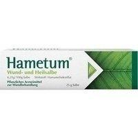 HAMETUM Wund- und Heilsalbe 25 g Salbe