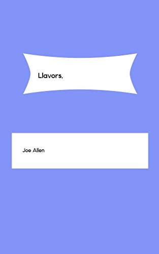 Llavors, (Catalan Edition) por Joe Allen