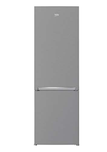 Beko RCSA400K40XP Kühl-Gefrier-Kombination (Gefrierteil unten) / A+++ / 201 cm / 185 kWh/Jahr / 245 l Kühlteil / 113 l Gefrierteil / Innenbeleuchtung - Kühlbereich
