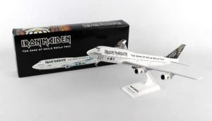 "Limox Wings LS54 Boeing 747-400 ""Iron Maiden\"" 1/200"