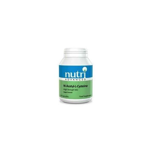 21HJXF W0JL. SS500  - Nutri N-Acetyl-L-Cysteine 90caps
