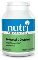 N-Acetyl-L-Cysteine (NAC) 90 Capsules