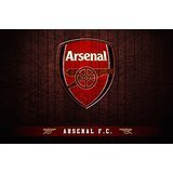Arsenal Football Poster. Printelligent p...