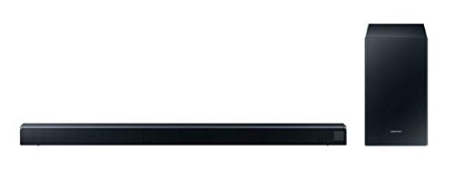 Samsung HW-R530 Soundbar (Bluetooth, Surround Ready - Kompatibel mit SWA-8500S, Subwoofer) Schwarz