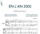Partition : En l'an 2001 - Piano et paroles