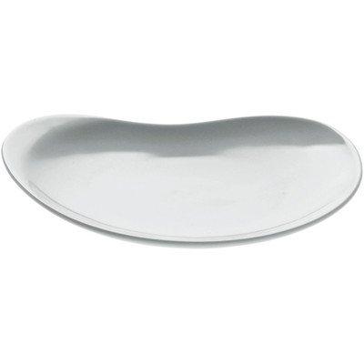 Alessi - FSY01/77 - Bettina Sottotazza in porcellana bianca. - Servizio da 4