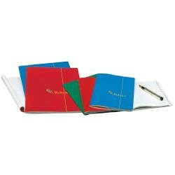 Blasetti Rubrica - writing notebooks