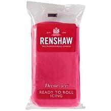 Regalice Rollfondant - Fondant 250 g Fuschia Pink