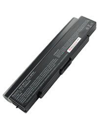 Batterie pour SONY VAIO VGN-FE41M, Haute capacité, 11.1V, 6600mAh, Li-ion