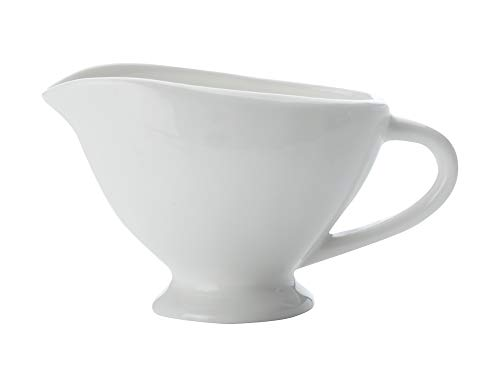 Maxwell Williams MWAA5965 White Basics Sauce Bateau Porcelaine