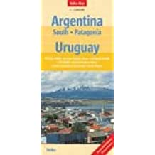 Argentina South Patagonia / Uruguay : 1/2 500 000