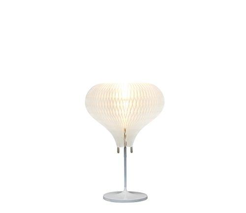 Sompex lampe de table Angel avec textilschirm variable