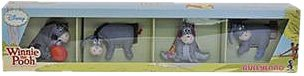 12281 - BULLYLAND - I-aah - 4 Figuren in Geschenk Box
