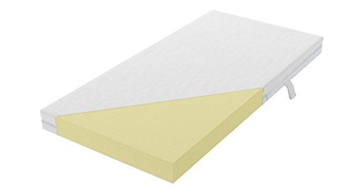 Children's Beds Home Matelas en Mousse 10 cm (160 x 80 cm)