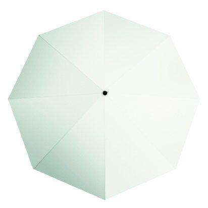 Sonnenschirm Ampelschirm Z Singlepole Uno 300x300 grau/weiß D167