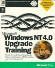 Microsoft Windows NT 4.0 Upgrade Training, Engl. ed., 1 CD-ROM Hands-On, Self-Paced Training for Supporting Windows NT Workstation and Server 4.0. Preparation for Microsoft Certified Professional Exams. Runs on Windows 95 and NT 4.0 Bild