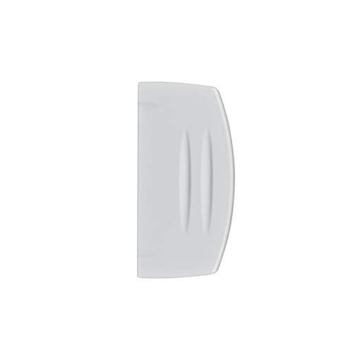 Türgriff Klappengriff Griffplatte Platte Türverschluss Griff Gefrierfach Kühlschrank ORIGINAL Beko 4244570100 (Platte Türgriff)