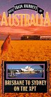 Preisvergleich Produktbild Brisbane to Sydney on the Xpt [VHS]