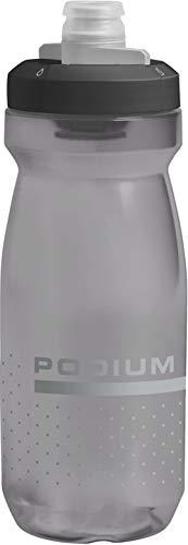 CamelBak Products LLC Unisex- Erwachsene Podium Wasserflasche, Smoke, 620ml
