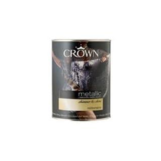 Crown 1.25 Litre Metallic Emulsion Sophistication
