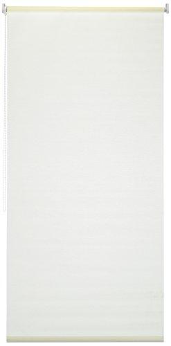 Estores Basic- Enrollable Traslúcido ,  Crudo, 75x250 cm