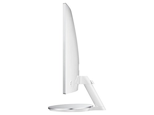 Samsung LC27F591FDWXND 27-inch Curved LED Monitor (Silver)