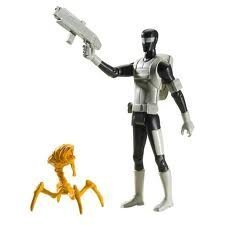 Generator Rex 4 Inch Action Figure Providence Agent with Evo Blaster by Mattel [並行輸入品]