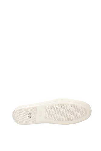 XXM0MA00050RE0R402 Tod's Mocassins Homme Chamois Rouge Rouge