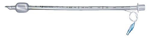 Parker h-pfrc-70Medical endotracheali Tubo, rinforzato, con risvolto (pfrc), 7.0mm (Confezione da 5)