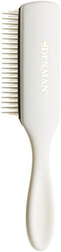 Denman-Brosse-D3-White-Range-Srie-Blanc-7-Rangs