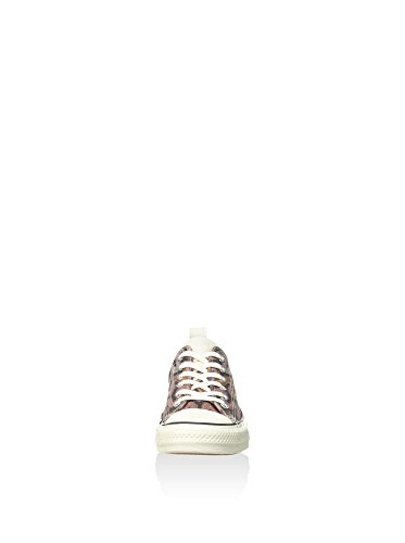 Converse - Zzz, Sneaker alte Unisex – Adulto Marrón / Negro