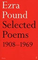 Ezra Pound Selected Poems, 1908-1959