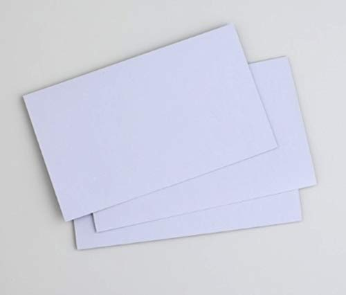WANDLER by Infinity Boxes Magnet-Karte, groß, 3er-Set Blanko-Magneten, rechteckig, B16,5xH9,8 cm